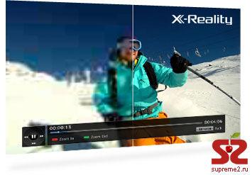 X-Reality Pro в телевизорах Sony Bravia