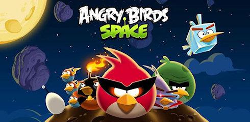 Angry Birds Space: 10 миллионов загрузок