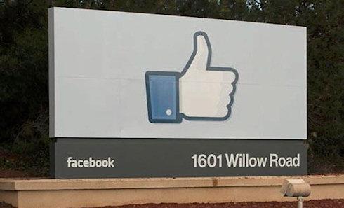 Facebook скупает патенты