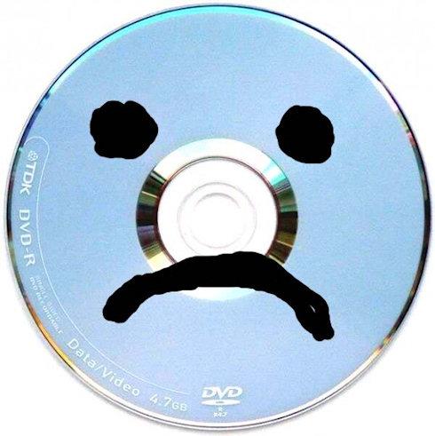 Интернет побеждает DVD-диски