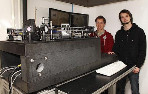 3D-принтер для печати микроскопических объектов