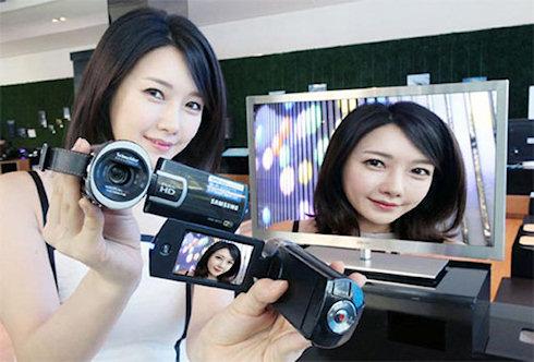 Samsung HMX-QF20: идеальная четкость по доступной цене