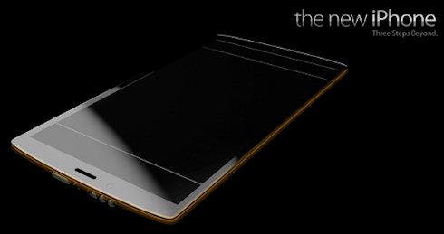 Изящный и легкий New iPhone
