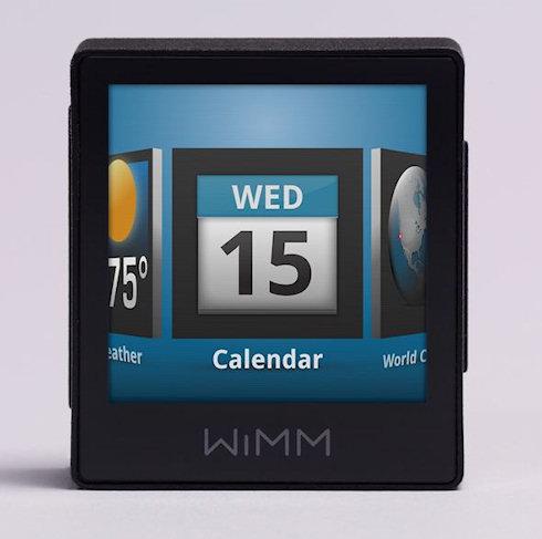 WIMM One — маленький, но полезный Android-гаджет