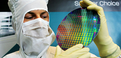 AMD увеличивает свою долю на рынке процессоров