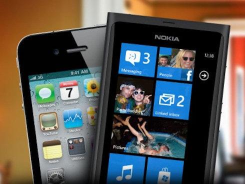 Антирекорд Nokia