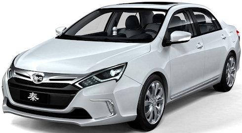 BYD Qin: в машине теперь не скучно