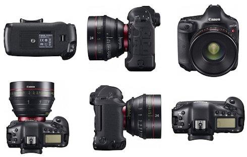 Canon EOS-1D C: большие возможности по высокой цене