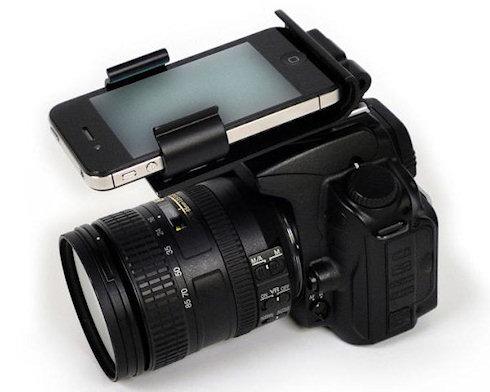 Flash Dock: зеркалка с примесью смартфона