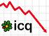 ICQ теряет пользователей