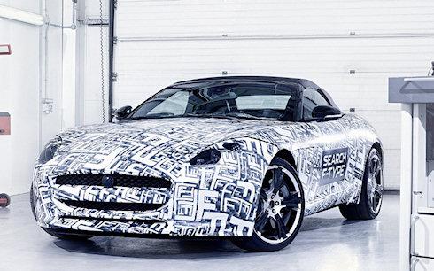 Скоро на дорогах: новый спорткар от Jaguar