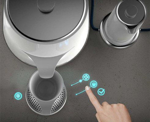 MEM-COFFEE: кофе по взмаху руки