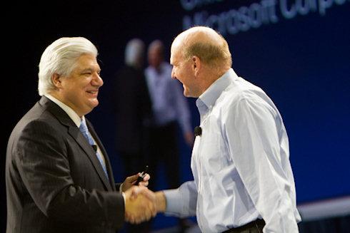 Microsoft покупает компанию RIM