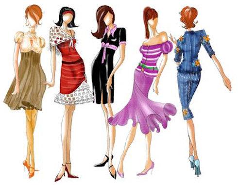 Мода нынче разная