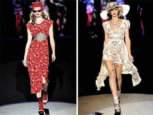 Неделя моды в Нью-Йорке: осень-зима 2012-2013