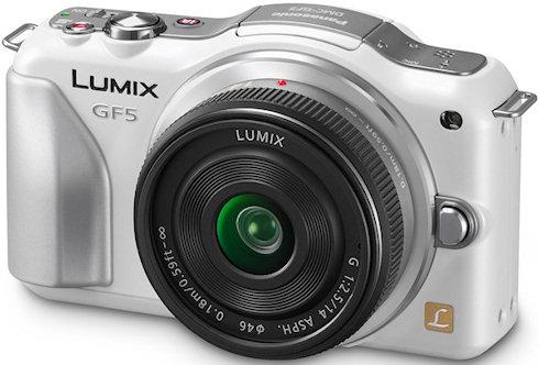 Panasonic Lumix DMC-GF5 – еще меньше и лучше