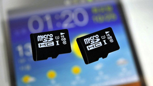 Samsung переходит на новые скорости microSD