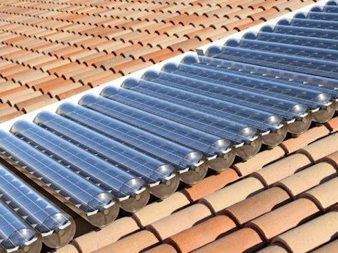 Солнечные гибриды Virtu с КПД 70%