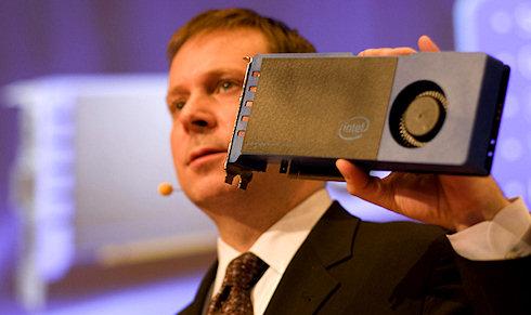 «Суперчип» Intel нового поколения