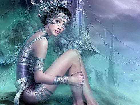 Женская красота безгранична