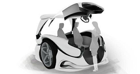2Wheela – два автомобиля в одном