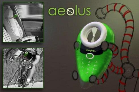 Aeolus — экология во главе угла