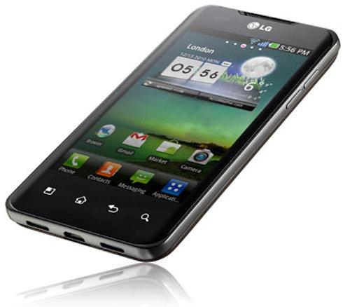 Android 4.0 для LG Optimus 2X выйдет в третьем квартале