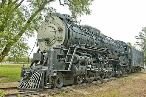 Новое топливо для старых паровозов