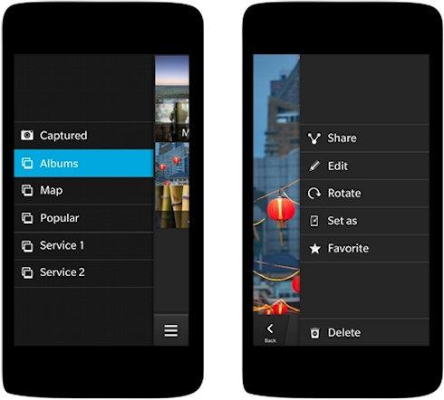 Официальная версия BlackBerry 10
