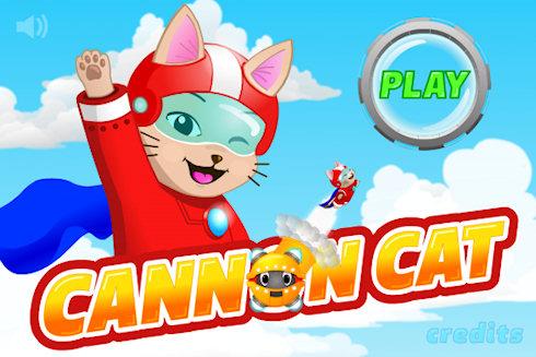 Бесстрашный Cannon Cat
