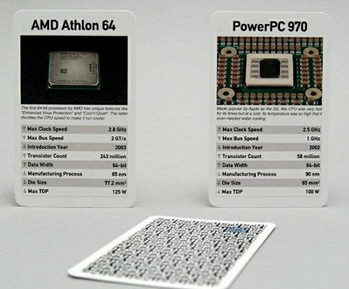 CPU Wars – процессорные войны