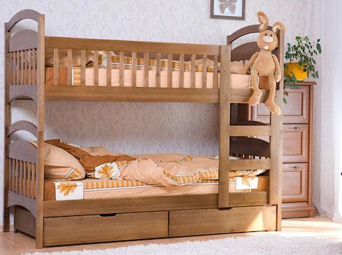 Как выбрать двухэтажную кровать