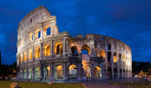 Исторический экскурс: Строительство