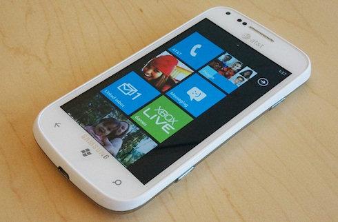 Focus 2 - смартфон от Samsung и AT&T