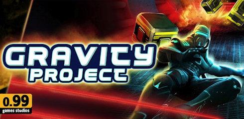 Gravity Project - фантастический забег