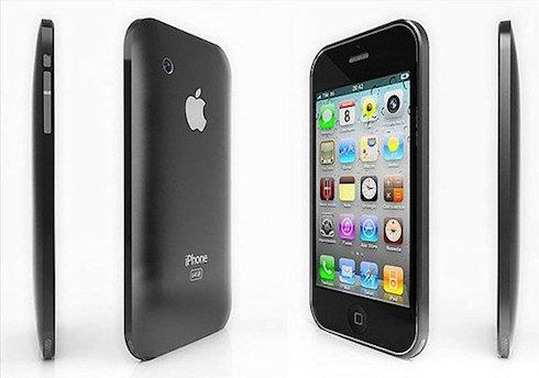 Каким может быть Apple iPhone 5