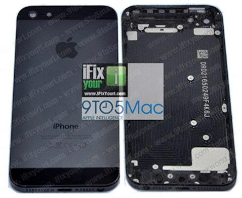 iPhone 5: очередные фото-слухи
