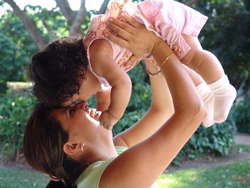 Как донести свою любовь ребенку?