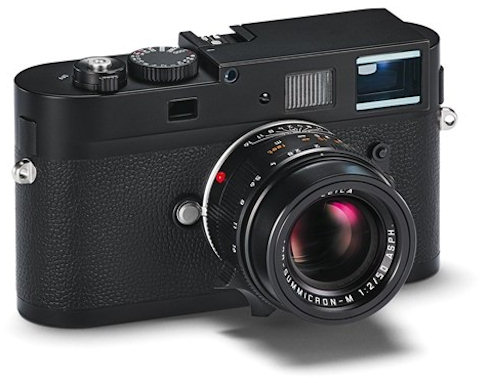Черно-белая Leica за 8000 долларов