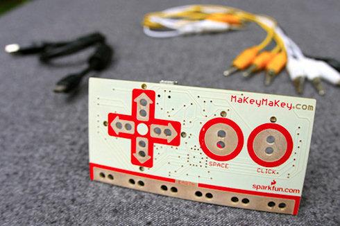 MaKey MaKey: управляем чем угодно