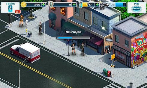 Игра «Люди в черном» доступна на Google Play