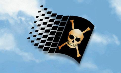 Сотрудники Microsoft качают пиратскую продукцию с торрентов