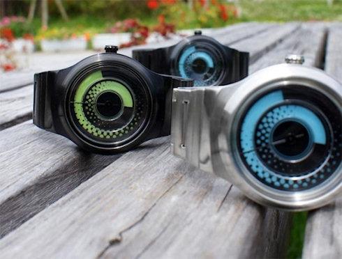 Модные часы от Tokyoflash