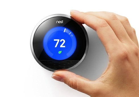 Термостаты Nest от Apple