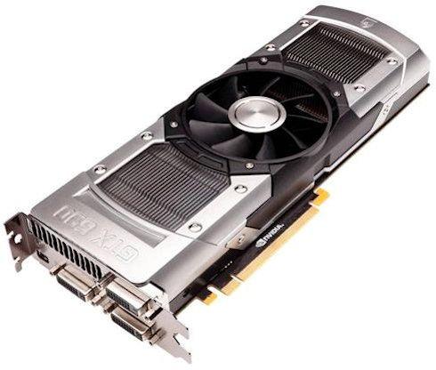 Презентация NVIDIA GeForce GTX 690