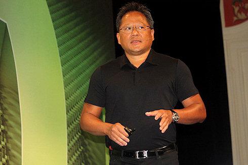 nVidia покупает патенты беспроводной связи