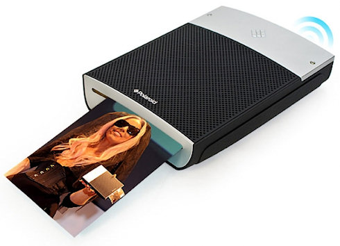 Polaroid GL10 — мобильный принтер на iOS