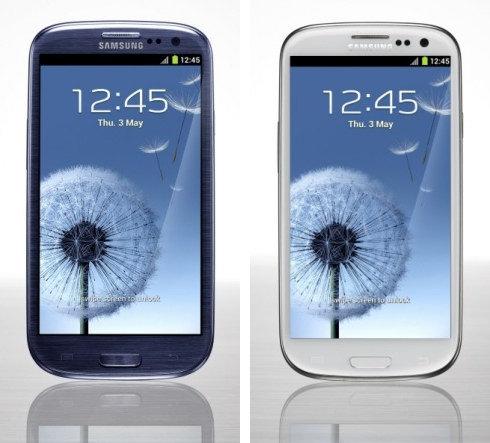 Samsung Galaxy S III: гость из другой галактики