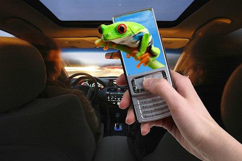 Samsung и Nokia создают 3D-мобильники