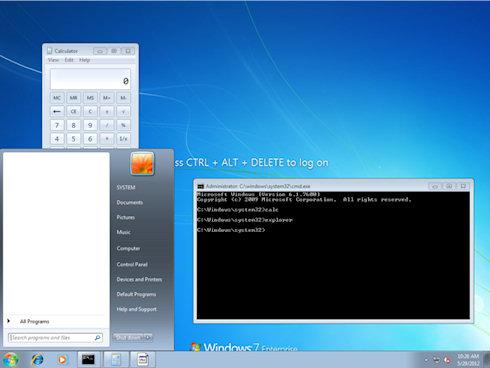 Уязвимость в привилегиях пользователя Windows